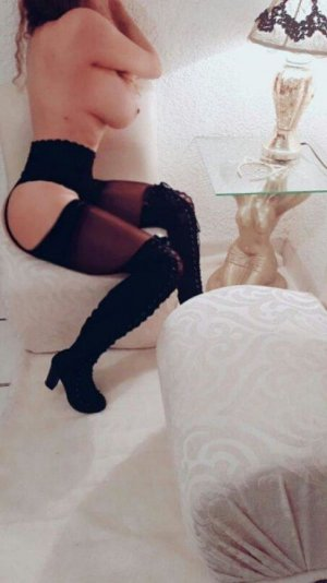 Hassatou independent escort in Belgrade